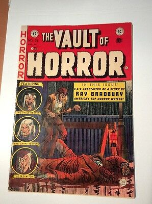 Vault Of Horror #  31 EC 1950