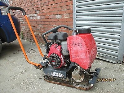 belle 300mm wide wacker plate honda gx100 Compacter LC3213 2013 DUST SUPPRESSION