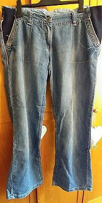Dorothy Perkins size 14 maternity jeans