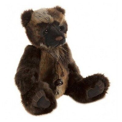 Charlie Bears - Silkie - Secret Collection