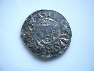 Hammered Silver Coin Henry 3rd Short Cross Penny c 1216 AD