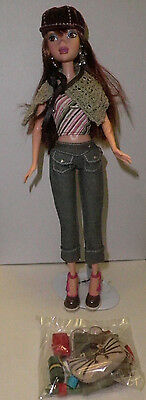 Barbie My scene Chelsea Doll with original clothes plus accessories