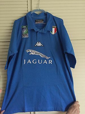 Italia Rugby, World Cup 2003, size XL