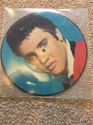 "Elvis - Baby I Don't Care / One Sided Love Affair - 7"" Vinyl"
