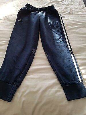 addidas tracksuit bottoms age 11-12