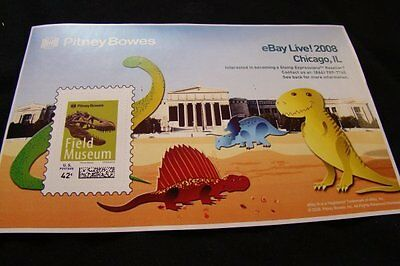 eBay Live Chicago 2008 Field Museum Stamp 42 cent Commemorative Stamp