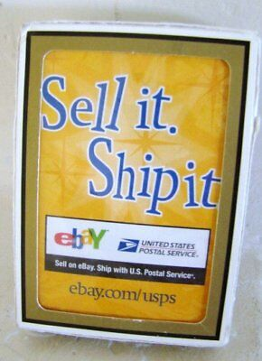 eBay Live Las Vegas USPS SELL IT SHIP IT Cards -0- ship