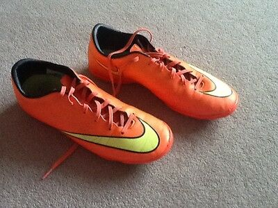 Nike Mercurial Astro Trainers. Size 7