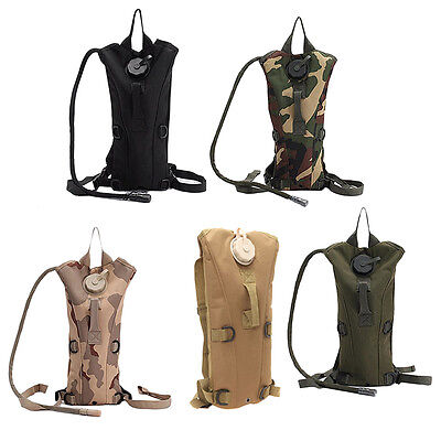 Dura 3L Water Bladder Bag Hydration System Backpack Camelbak Pack Hiking Camping