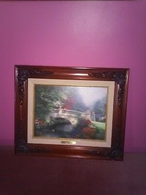 Thomas Kinkade Broadwater Bridge