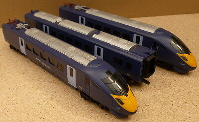 hornby southeastern high speed train DCC fitted