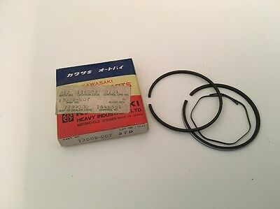 Kawasaki Ring Set, Standard 13008–007 NOS Qty1