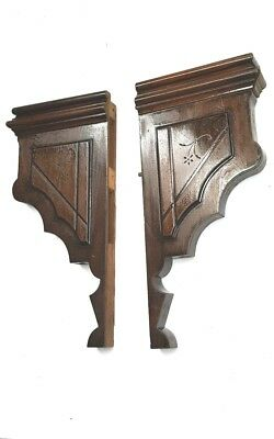 Vintage Corbels Mantels Mantles Entryway Sheleves Brackets Interior Accents