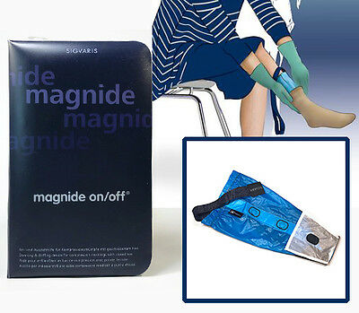 SIGVARIS Magnide on/off by ARION for Close Toe Styles Donning and Doffing AID