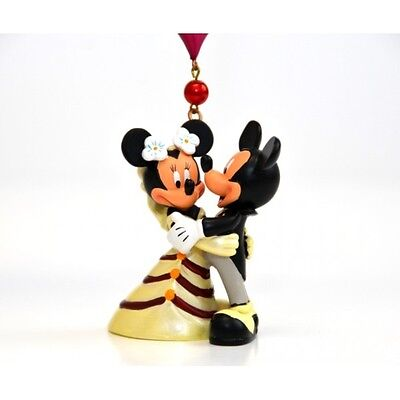 Disney Mickey and Minnie Wedding Christmas Tree Ornament (2665)