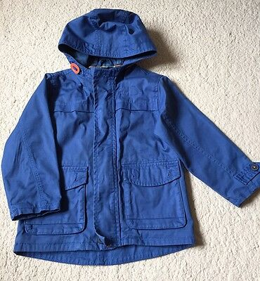 Boys Blue Jacket / Coat. Age 3-4 Years from Next.