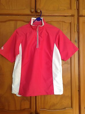 Brand New Pink Ping Womens Golf Polo