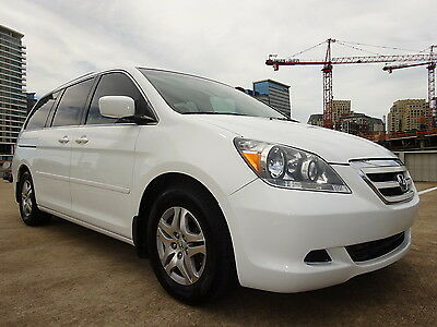 2007 Honda Odyssey TOURING LIMITED 2007 HONDA ODYSSEY TOURING VTEC 3 ROW LEATHER SEATS LOW MLS WARRANTY EXTRA CLEAN
