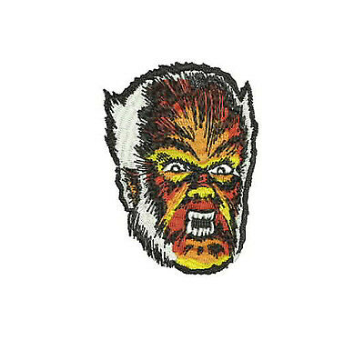 The Wolfman Iron-On PATCH Horror Universal Monster Monsters Werewolf Full Moon