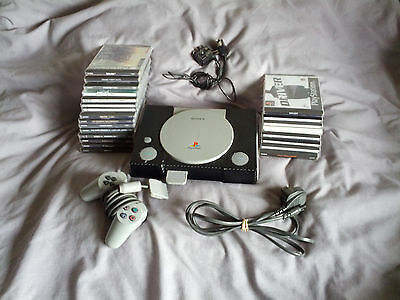 Sony Playstation / PS1 Chipped/modded Games Console
