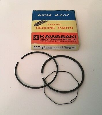 Kawasaki Ring Set, Piston, STD 13008–035 New Qty1