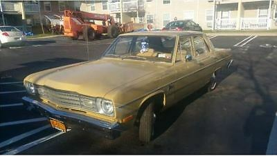 1974 Plymouth Other Base 1974 Plymouth Valiant