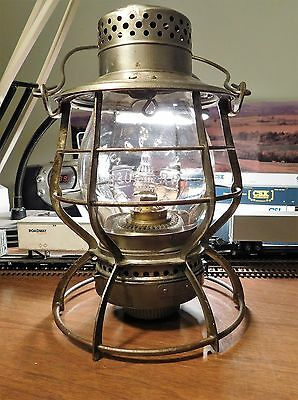 "Baltimore & Ohio Railroad Lanten 1903 Keystone Lantern Co. ""casey"" B&o Rr"