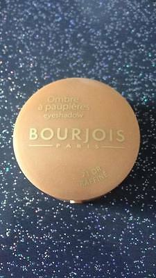 Ombre à Paupières BOURGEOIS , Eyeshadow N°71 Or Raffiné