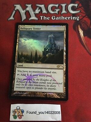 Reliquary Tower FOIL MTG Magic The Gathering
