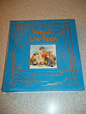 DISNEY WINNIE THE POOH STORYBOOK COLLECTION  Brand new!