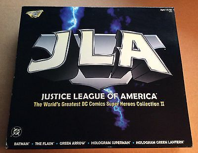 Jla/justice League Of America: World's Greatest Dc Super Heroes Collection Ii