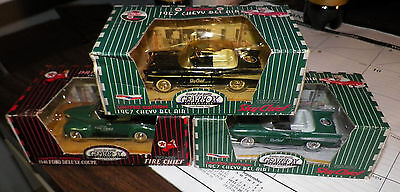 Gearbox Collectible Texaco Series #6 N 1 CHAIN DRIVEN PEDDLE CARS LOT