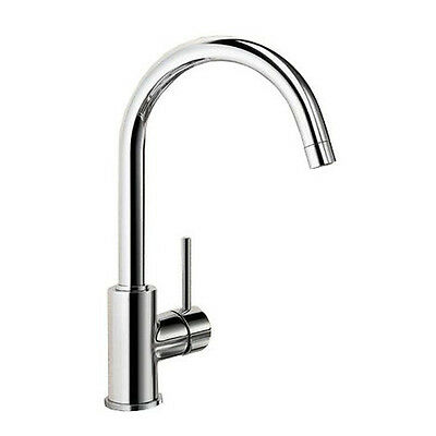 Blanco BLANCOMIDA Single Lever Kitchen Tap in Chrome *NEW BOXED*