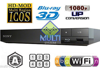 Sony Blu-Ray player BDP-S5500  3D, Streaming, PS3 games retail-$129.99