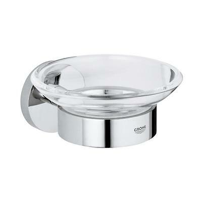 Grohe Essentials Soap Dish With Holder 40444001 40369