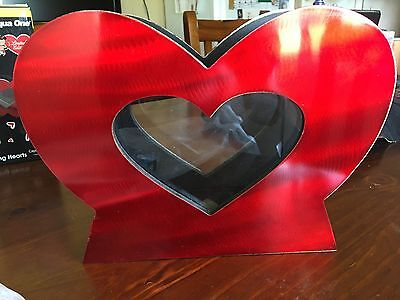 Siamese Fighter Fighting Fish Heart Shaped Fish Tank 2L