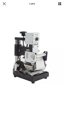 Hot Foil ID/Credit/Bank Cards Stamping/Bronzing machine