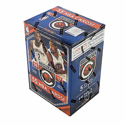 2016/17 Panini Complete NBA Basketball CARD 11-Pack Box. factory sealed AUTO'S