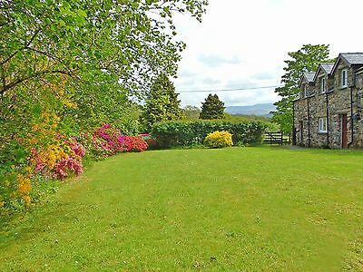 7 nights  Holiday cottage   North Wales  Week beginning June 24th,  2017