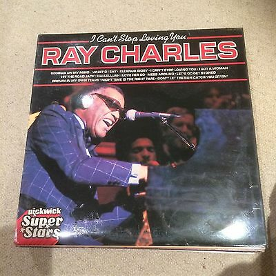 Ray Charles  Greatest Hits Pickwick Lp