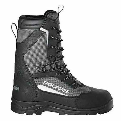New Men's Polaris Switchback Boot Black Size 14 286504014