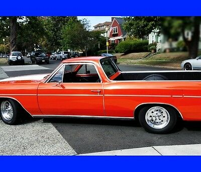 1966 Chevrolet El Camino  1966 Chevrolet El Camino - Fuel Injected, Disc Brakes. Low Miles and Low Reserve