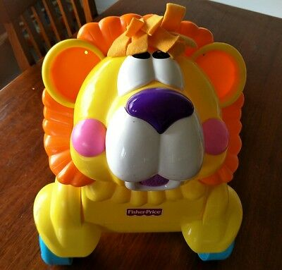 Fisher Price Lion Walker/Ride On