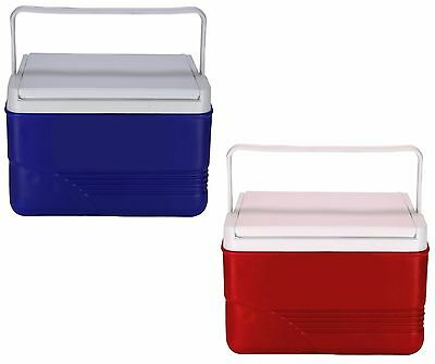 6 Litre / 14 Litre Large Small Mini Cooler Box Food Drinks Chiller Cool Boxes