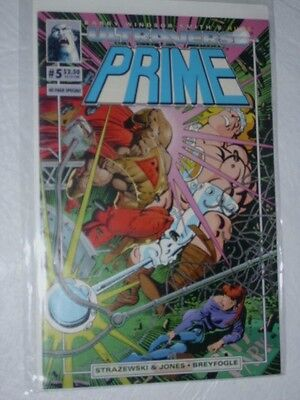 1993 Malibu Comics Ultraverse Prime #5 ~ Unread ~New, Sealed