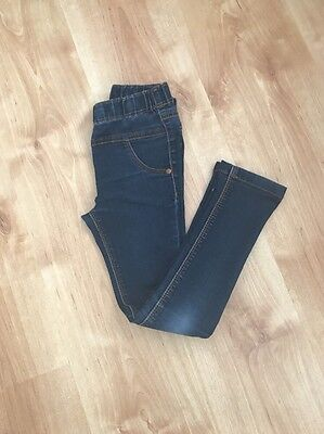 Girls NEXT Denim Skinny Jeans - Age 8