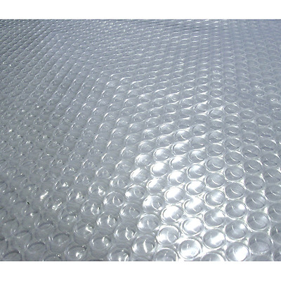 Blue Wave 21-Feet Round Solar Blanket for Above Ground Pools 12-mil, Clear