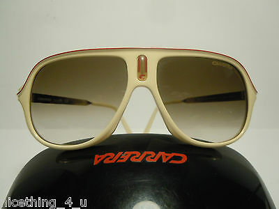 CARRERA SAFARI CIX DB  80's Vintage Sunglasses by Optyl N.O.S. with its folder