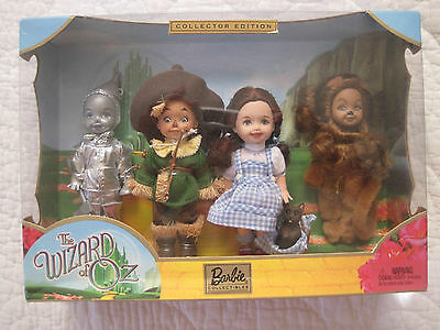 KELLY & TOMMY WIZARD of OZ DOLLS GIFT SET...New In The Box!!!