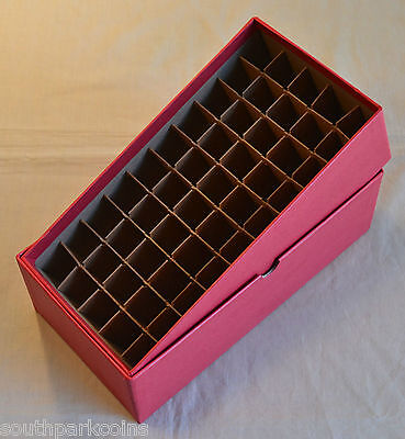 *Cent Roll Storage Box - Red (Guardhouse)